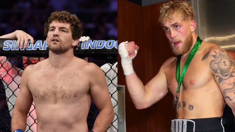 UFC star Ben Askren accepts Jake Paul's match offer scheduled to box next year